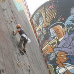 Amazing Race Soweto - Rock Climbing Challenge @ the Orlando Cooling Towers