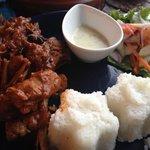 Pork ribs! Yum!