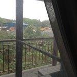 вид из окна