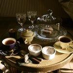 Tea time de rêve au chocolat