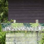 Eingang zum Paganakan Dii