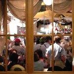 Restaurant during Fasnacht