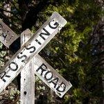 Sugar Pine Rail Road Sign
