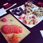 Sashimi - Mulato Roll - Mirinda Roll