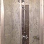 doccia camera matrimoniale Classic con vasca n.31