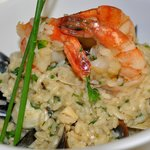 Notre fameux risotto / Our famous risotto