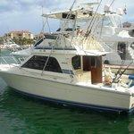 34' boat