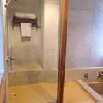 Bathroom setting