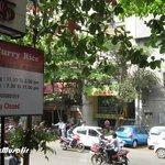 Fish Curry Rice at NC Kelkar Road Pune