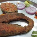 Surmai fish fry....yummm!