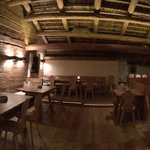 Panoramica sala ristorante