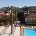 Vista a mare dal Royal Riviera