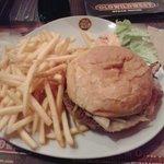hamburger Arapaho