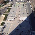 Vista plaza desde Torres
