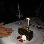Birthday Dessert