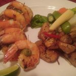 The shrimp dishes are my personal favorite!