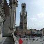 С балкона музея Historium