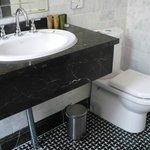 clean..renovated bathrooms!