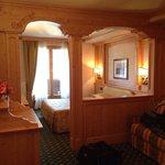 Una camera molto comoda n214