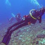 Relaxing Drift Dive