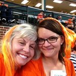 Mom flies from California to watch O's w/ daughter