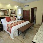 Master Bedroom renovated unit