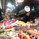 Santa Caterina's Market - frutas!!!