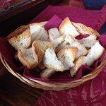 Pane per antipasto