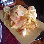 Patatine fritte del contadino