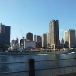 Vista de Manhattan a partir da Roosevelt Island