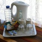 Coffee / Tea making facilities in room