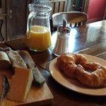 El desayuno /Breakfast...entre otras cosas...