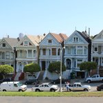 Painted Ladies  |  Alamo Square