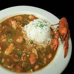 Don's Seafood Crawfish bisque