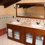 Hotel Rural Bereau - Apartamento 4p (Baño-Tocador)
