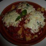 Chicken Parma Casserole