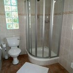 Clarence House Suite Bathroom with Shower & Bath