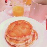 Très bons pancakes