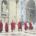 "A Feast Day Procession in St. Peters, ""Pristine Sistine"" Tour"