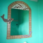 Fun Mosaic mirrors