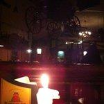 Interno a lume di candela