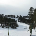a small glimpse of Deer Mountain