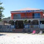 Hotel LoBleu strandseitig