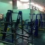 Part of the 3 room gym