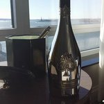 My bottle of Champagne