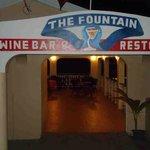 The Fountain Wine Bar and Restaurant