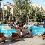Un oasis tranquille près du centre-ville de Marrakech !