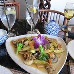Foto de Orchid Thai Cuisine