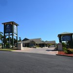 Lakes Resort Mount Gambier Entrance