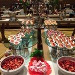 Great Strawberry Buffet